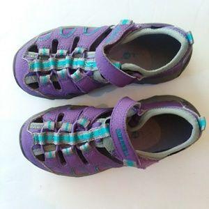Merrell Kids waterproof Sandals